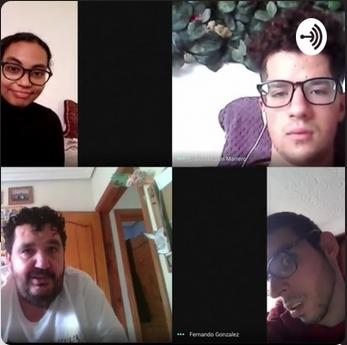 La Radio Enclave IES El Médano. Entrevistas en tiempo de Coronavirus